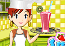 Sara's Cooking Class - Fruit Smoothie