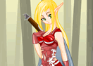 Warrior Elf Dress Up