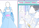 Fashion Studio - Ice Queen Outfit