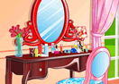 Make Up Vanity Decoration