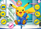 Pokémon Pikachu Doctor & Dress-up