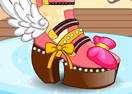 Winterboots Decoration