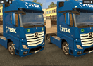 Mercedes Truck Differences