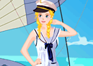 Fancy Sailor Girl Dress Up