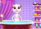 Baby Talking Angela Care