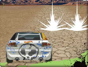 Hot Wheels – Impulso Explosivo