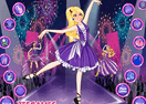 Super Barbie Star Dancing Dress