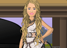 Miley Cyrus Dress Up Game