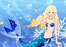 Sweet Mermaid Fairy Dress Up