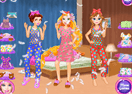 Girls PJ Party!