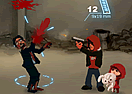 Bunnies and Zombies Demo