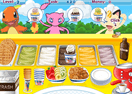 Pokémon Ice Cream Shop