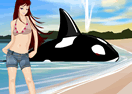 Orca Beach Dress Up