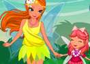 Fairy Mom and Daughter