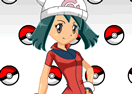 Pokémon Ranger Solona Dress Up