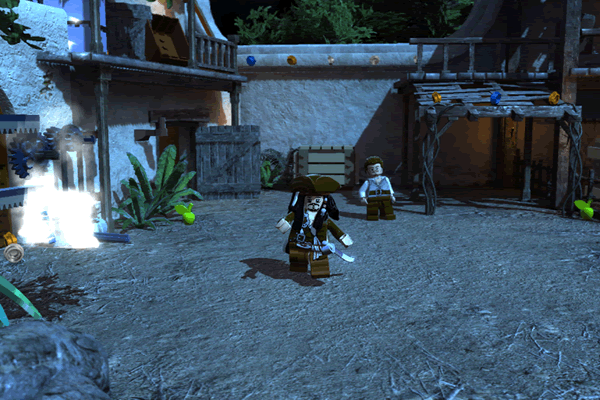 Lego - Pirates of the Caribbean: The Video Game