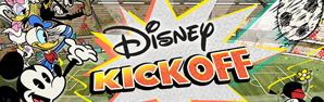 Disney Kick Off