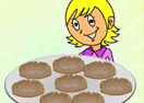 Kiddie Kitchen 6 - White Chocolate Macadamia Nut Cookies