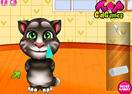 Talking Tom Spa Makeover