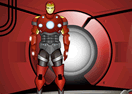 Iron Man Dress Up