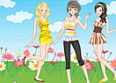 Friends With Fashion Dress Up