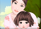 Mother and Child Makeover