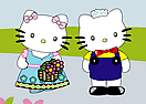Hello Kitty Dress Up 3