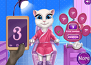 Talking Angela Eye Doctor
