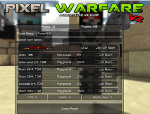 Pixel Warfare v2 – KBH Games
