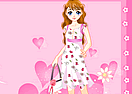 Summer Beauty Dress Up