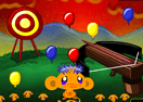 Monkey Go Happy - Balloons
