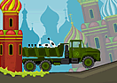 Russian KRAZ - Vodka Delivery