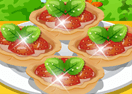 Small Strawberry Tarts