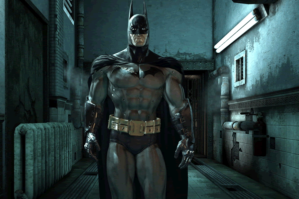 Batman - Arkham Asylum Demo