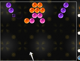 Jogo Halloween Bubble Shooter