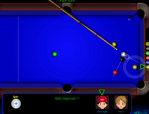 Billiard Blitz 3 – Nine Ball