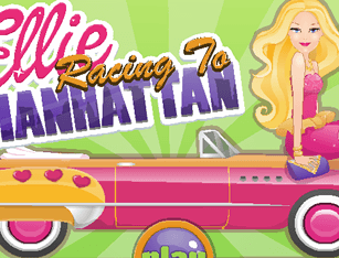 Ellie Racing to Manhattan