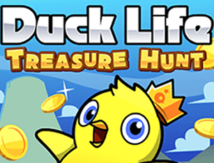 Duck Life – Trasure Hunt